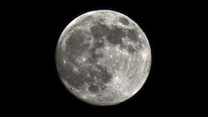 Hoy se podrá observar una 'súperluna' (18:10 h)