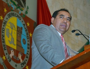 Urge el diálogo en el Congreso local: Manuel Pérez Morales (17:02 h)