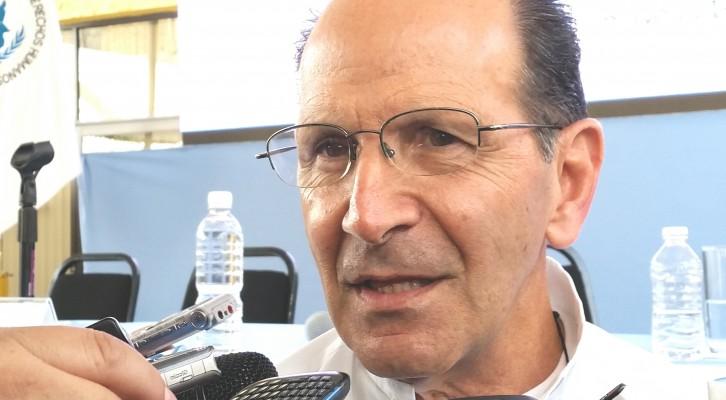 Solalinde entrega queja ante CNDH; Segob alista reunión con migrantes (17:40 h)