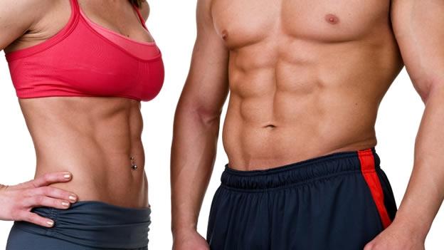 Hacer abdominales es una pérdida de tiempo para tener 'cuadritos' (19:59 h)