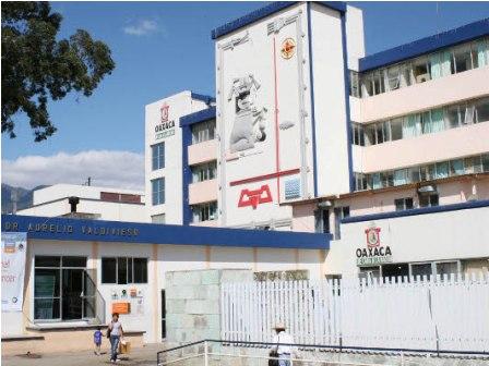 Trabajadores de limpieza del Hospital Civil paran labores (09:11 h)
