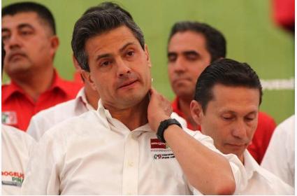 Organizaciones sociales y magisterio oaxaqueño rechazan segundo informe de Enrique Peña Nieto (17:30 h)