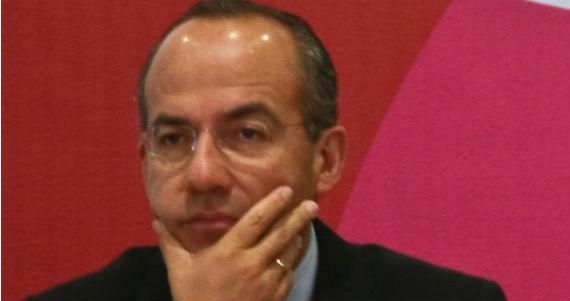 Gobernadores impidieron el éxito de mi estrategia de seguridad: Calderón (16:43 h)