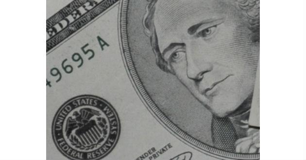 Dólar se mantiene en 13.45 pesos a la venta (16:26 h)