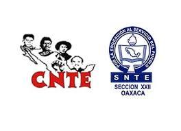 CNTE suspenderá clases el lunes en Oaxaca (19:35 h)