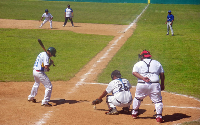 Busca Oaxaca obtener sede del Congreso Nacional de Béisbol del 2015 (10:22 h)