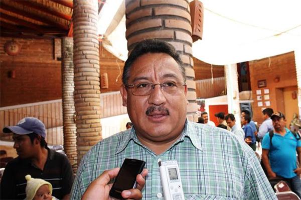 Designará PRI delegados en municipios de Oaxaca (14:15 h)