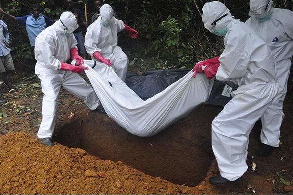 Hay más de 10 mil enfermos de ébola: OMS (13:30 h)