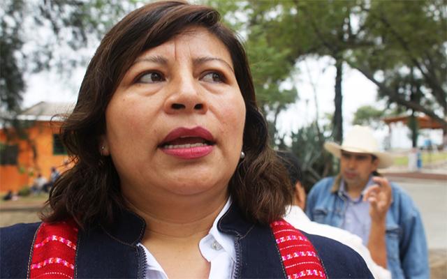PRD avalará Ley educativa acorde a PTEO: Juanita Cruz (11:25 h)