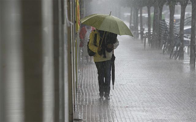 "La tormenta tropical ""Vance"" generará lluvias intensas Oaxaca (21:07 h)"