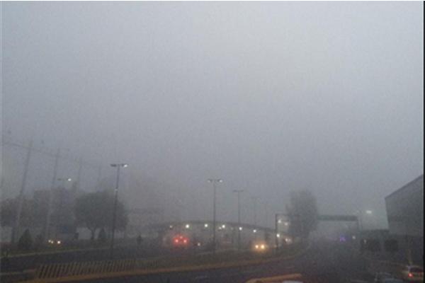Suspendidos 60 vuelos en AICM por neblina (08:33 h)