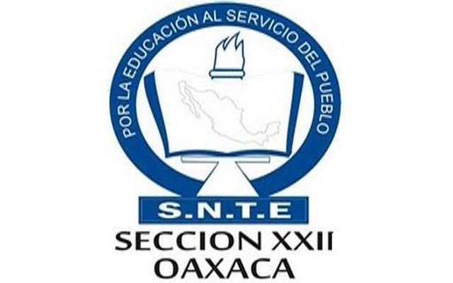Anuncia Sección 22 protestas para todo febrero en Oaxaca (10:30 h)