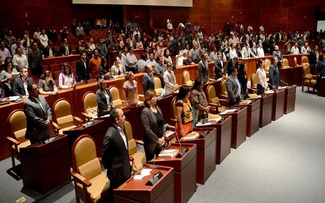 Juanita Cruz será la presidenta de la Diputación Permanente; clausuran periodo (02:07 h)