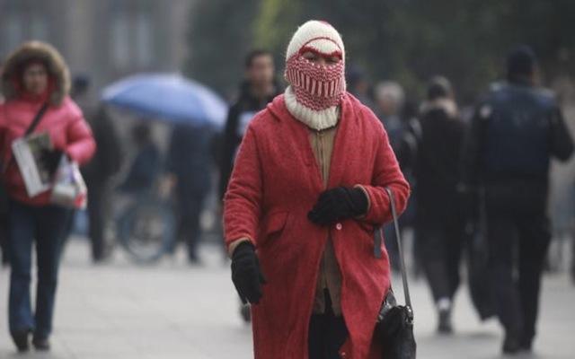 Prevén temperaturas de -5 grados en algunas zonas del país (19:17 h)
