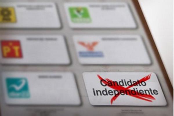 Próximo viernes vence plazo para postularse como candidato independiente a diputación (20:45 h)