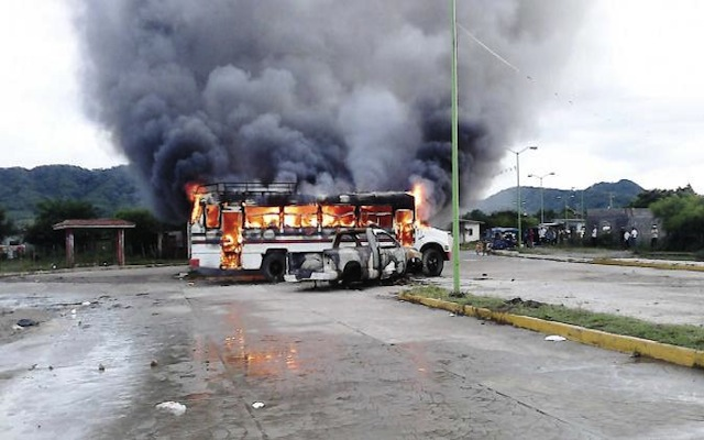 Prende Ieepco focos rojos en 3 municipios de Oaxaca (15:40 h)