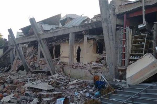 Dan de alta a 42 lesionados por explosión en Cuajimalpa (22:23 h)