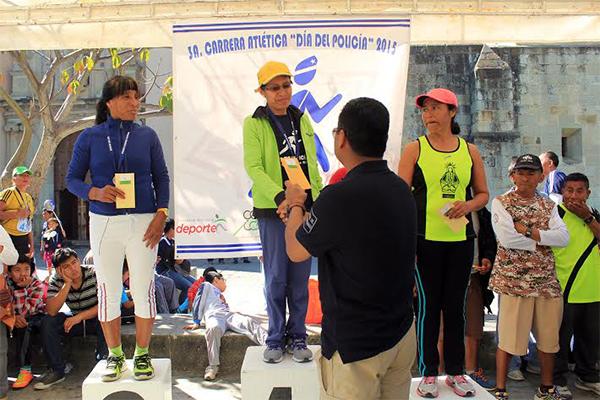 Culmina con carrera atlética Semana del Policía 2015 (14:15 h)