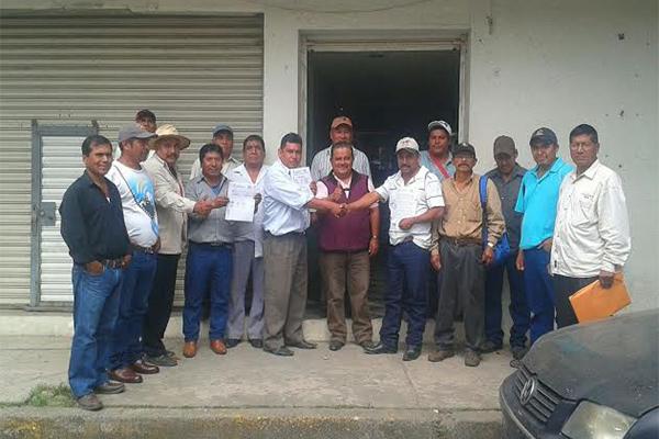 Cerro Marín y Rancho Faisán acuerdan finiquitar conflicto por indefinición de colindancia (13:15 h)