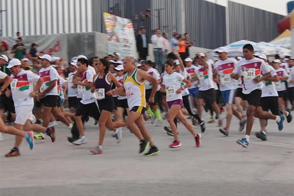 Inician los preparativos para la Carrera IPN Once K 2015 (11:18 h)