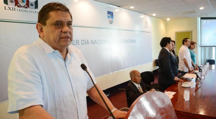 Institucionalizan Primer Día Nacional de la Oratoria (21:25 h)