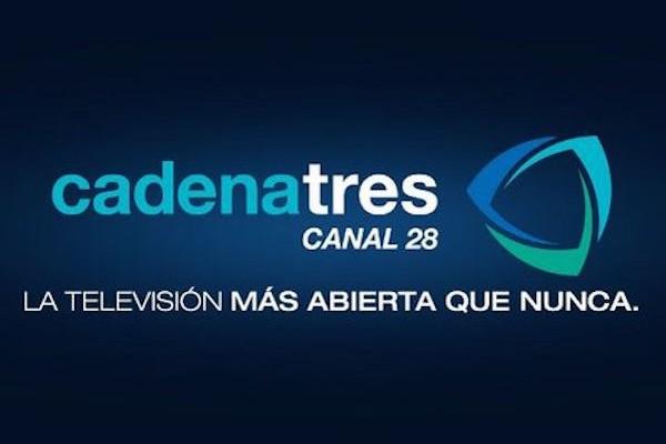 IFT aprueba título de concesión para Cadena Tres (11:38 h)