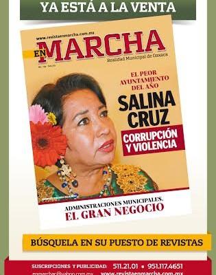 Salina Cruz: corrupción, nepotismo y violencia municipal: Cuauhtémoc Blas