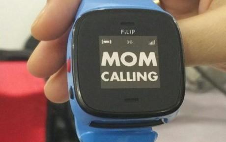 Niños podrán tener un reloj telefónico (20:55h)