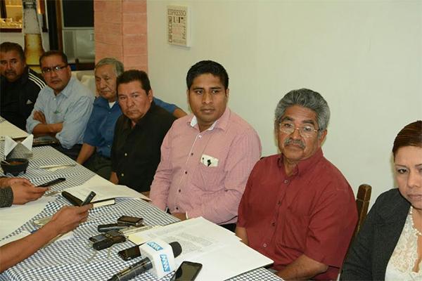 San Bartolo Coyotepec demanda restitución de terrenos que utiliza la empresa Gugar (10:20 h)