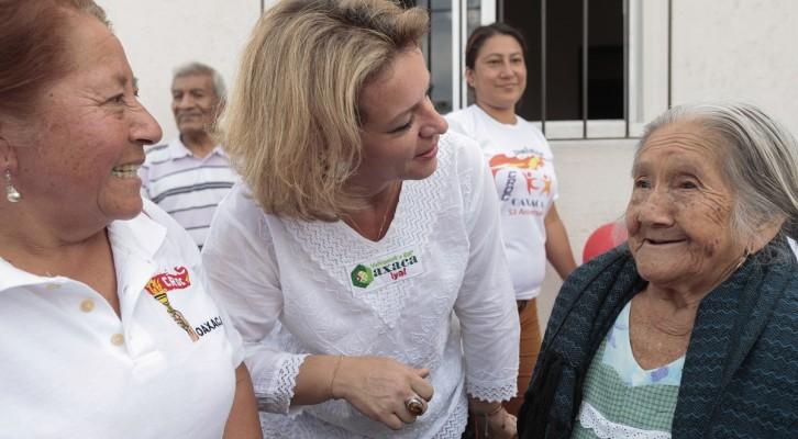 Las mujeres somos solidaras y vamos a trabajar de la mano: Beatriz Rodríguez (18:10 h)