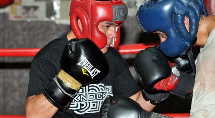 Oaxaca cuenta con 4 nuevos entrenadores certificados de boxeo (19:46 h)