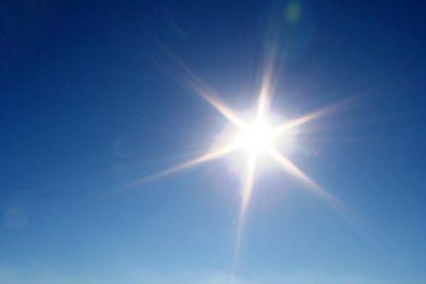 Alerta máxima por radiación solar en las escuelas (14:45 h)