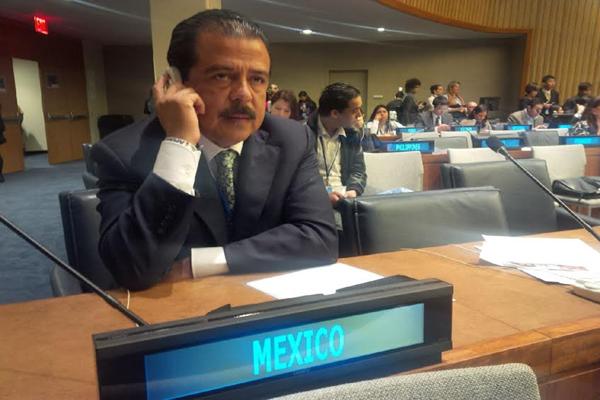 Agenda internacional de pueblos indígenas prioritaria para México: EPM (14:15 h)