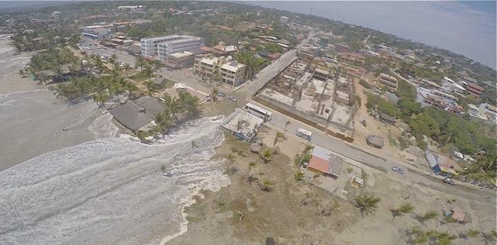 Reporta Protección Civil Estatal afectaciones por evento de Mar de Fondo en laCosta oaxaqueña (21:20 h)
