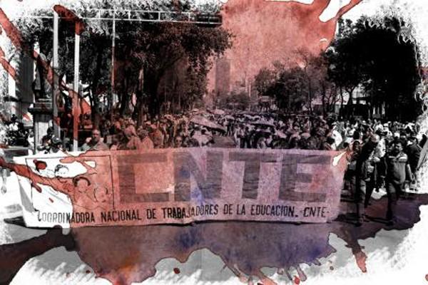 CNTE afina el sabotaje... y le pagarán; SEP no ha pedido cancelar cheques: Oaxaca (09:00 h)