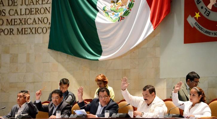 Analizará Congreso del Estado Cuenta Pública 2014 (17:55 h)