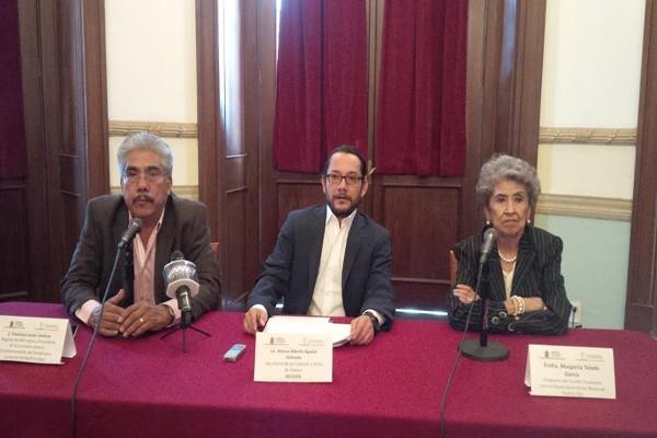Presentan actividades para conmemorar centenario luctuoso del General Porfirio Díaz (13:43 h)