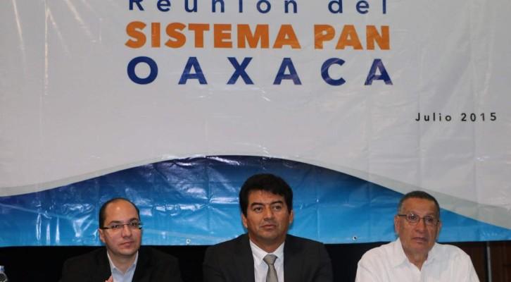 Nuevo comienzo del PAN en Oaxaca (19:00 h)