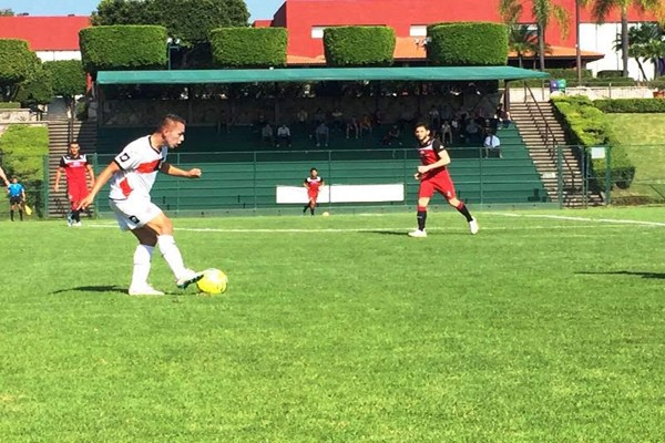 Alebrijes empató 1-1 con Atlas en su primer duelo de pretemporada (15:51 h)