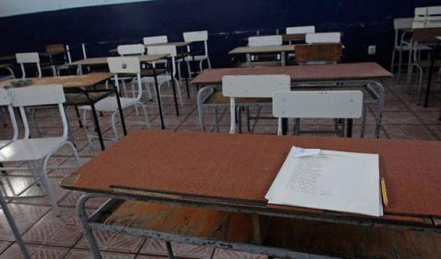 Oaxaca reporta 7 mil maestros menos (08:38 h)