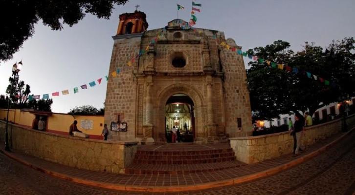 Barrio de Jalatlaco, muestra de riqueza  cultural y tradición en Oaxaca (19:45 h)