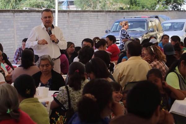 Coordina Liconsa colaboración con organismos sociales (14:12 h)