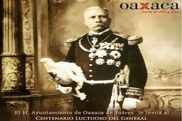 Anuncian cambio de horario de ceremonia cívica luctuosa a Porfirio Díaz (16:00 h)