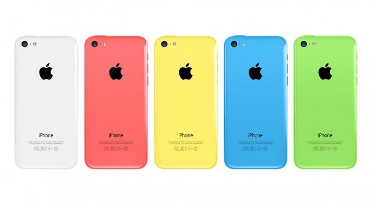 Apple dirá adiós al iPhone 5C después de septiembre: reporte (20:35 h)