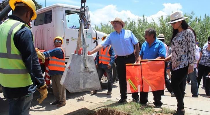 Con más de  4.1 MDP en obras JV transforma San Juan Chapultepec (20:00 h)