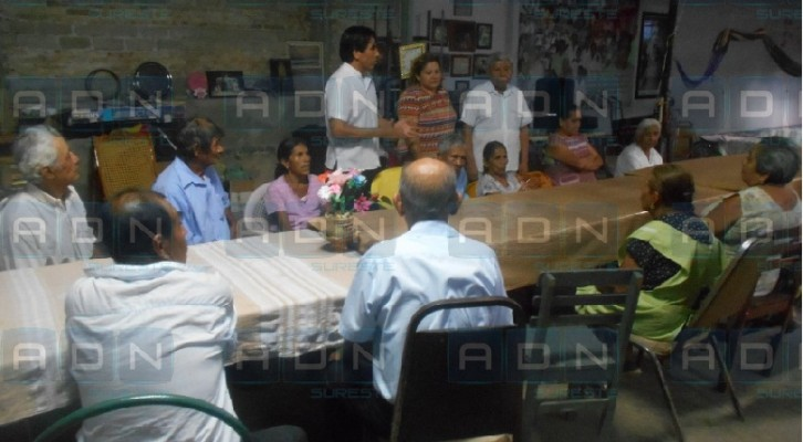 Adultos mayores celebrarán su cumpleaños mediante convivencia mensual en Cuicatlán(22:20 h)