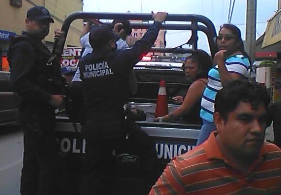Realizan operativo en bares y cantinas de Oaxaca (17:25 h)