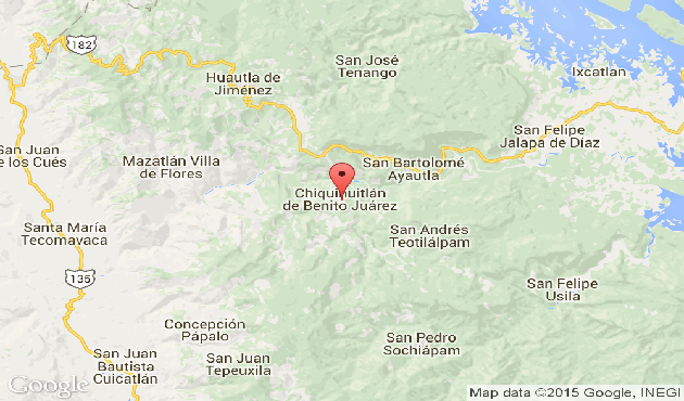 Jóven en estado de ebriedad desaparece al aventarse al río en Chiquihuitlán (08:50 h)