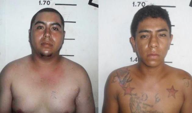 Caen dos sujetos que rondaban casas en Tehuantepec (13:35 h)