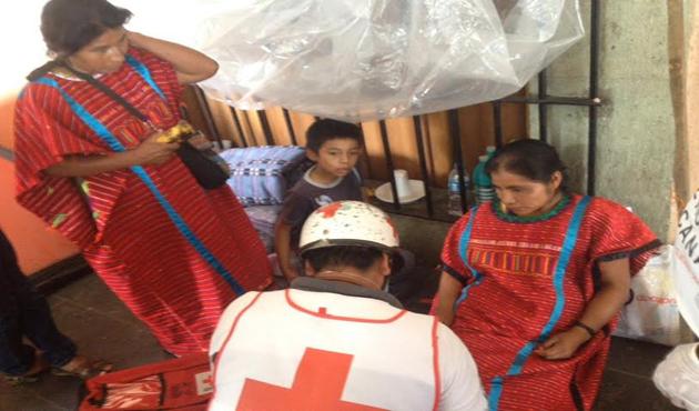 Atienden a Triqui de San Juan Copala por convulsiones (13:27 h)
